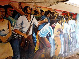 Mural Nicaragua